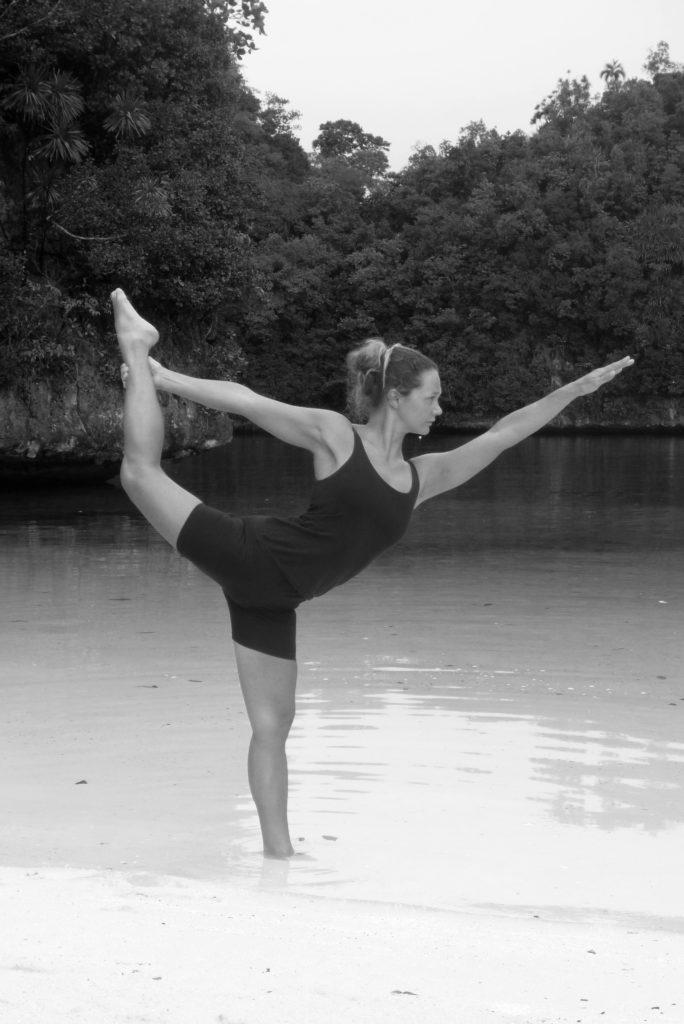 Marina Rothenbach, Yoga